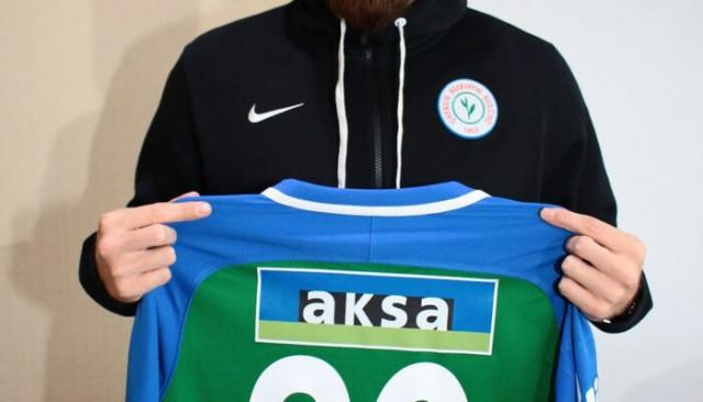 Tunay Torun, Çaykur Rizespor'a imza attı