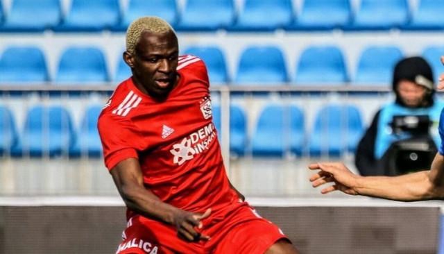 Sivasspor'da Arouna Kone 4 hafta yok