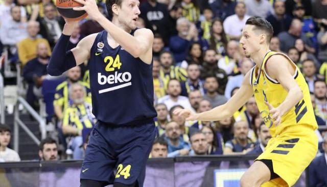 Fenerbahçe Beko, Almanya'dan galibiyetle dönüyor