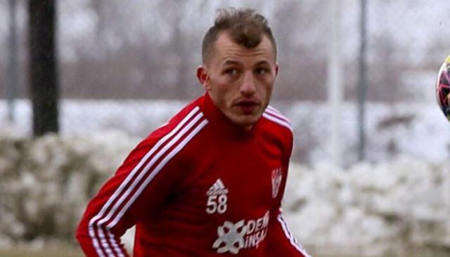 Lider Sivasspor'un kaptanı Ziya Erdal umut verdi