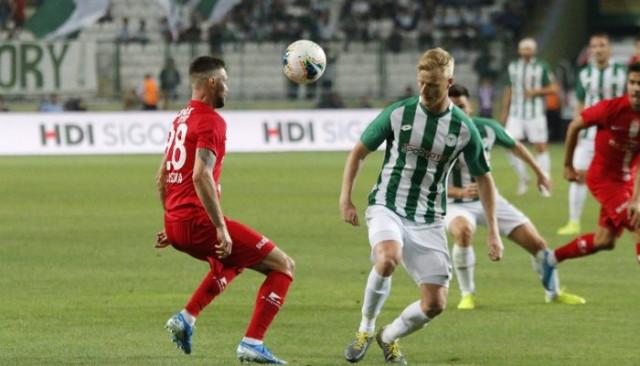 Antalyaspor ile Konyaspor Süper Lig'de 19. randevuda
