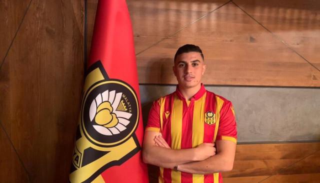 Yeni Malatyaspor, Karim Hafez'i kadrosuna kattı