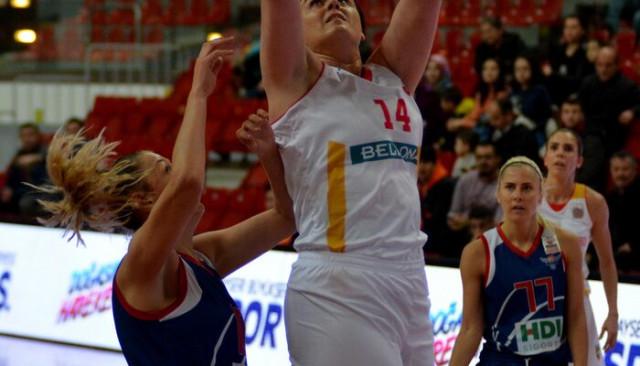 Bellona Kayseri Basketbol - Büyükşehir Belediyesi Adana Basketbol: 93-97