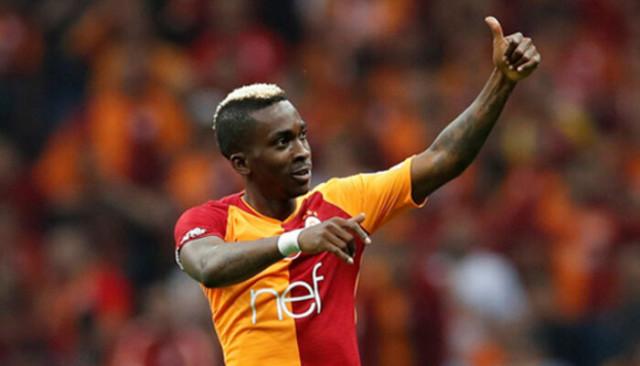 Galatasaray'ın yeni transferi Henry Onyekuru İstanbul'a geldi