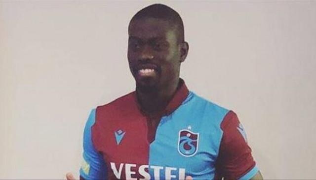 Trabzonspor Badou Ndiaye'yi KAP'a bildirdi
