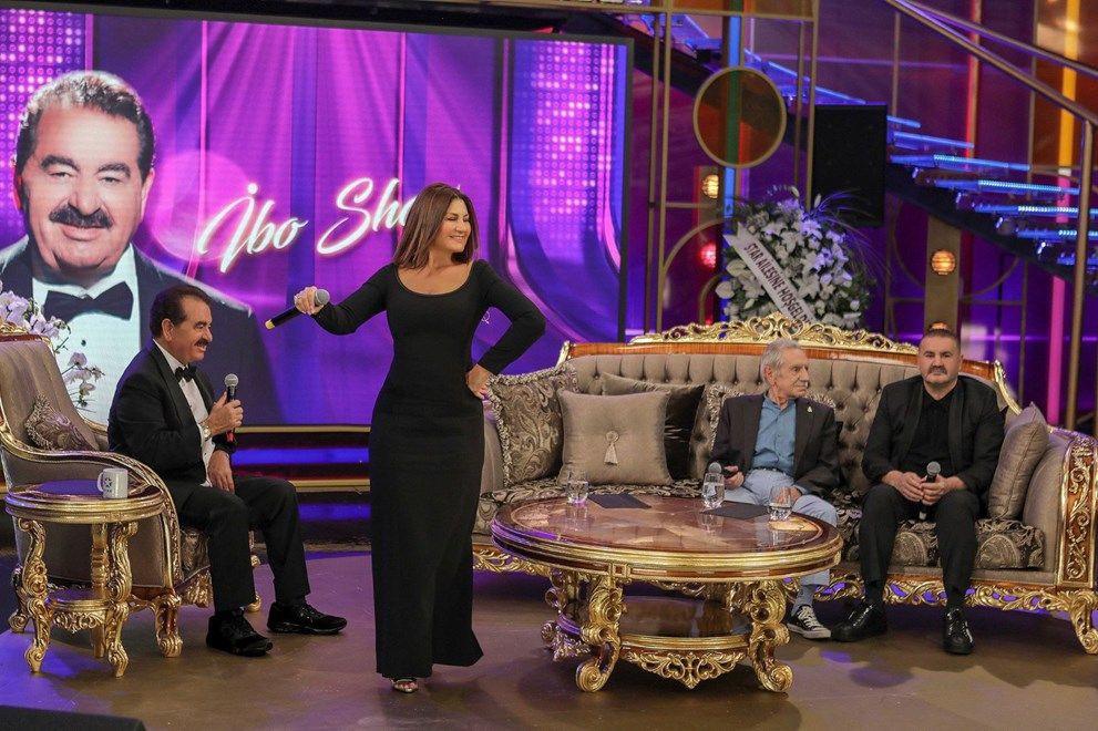 İbo Show'un yayın günü ve ilk konukları belli oldu
