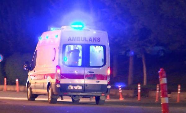 ''Dur''ihtarına uymayan sürücü polisi yaraladı