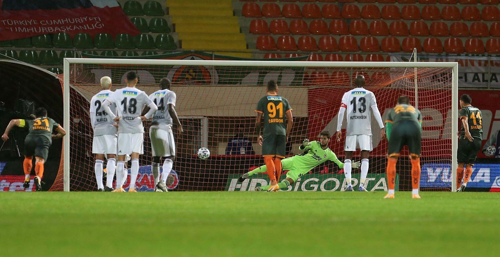 Beşiktaş Montero'yu zorunlu mu oynatıyor?