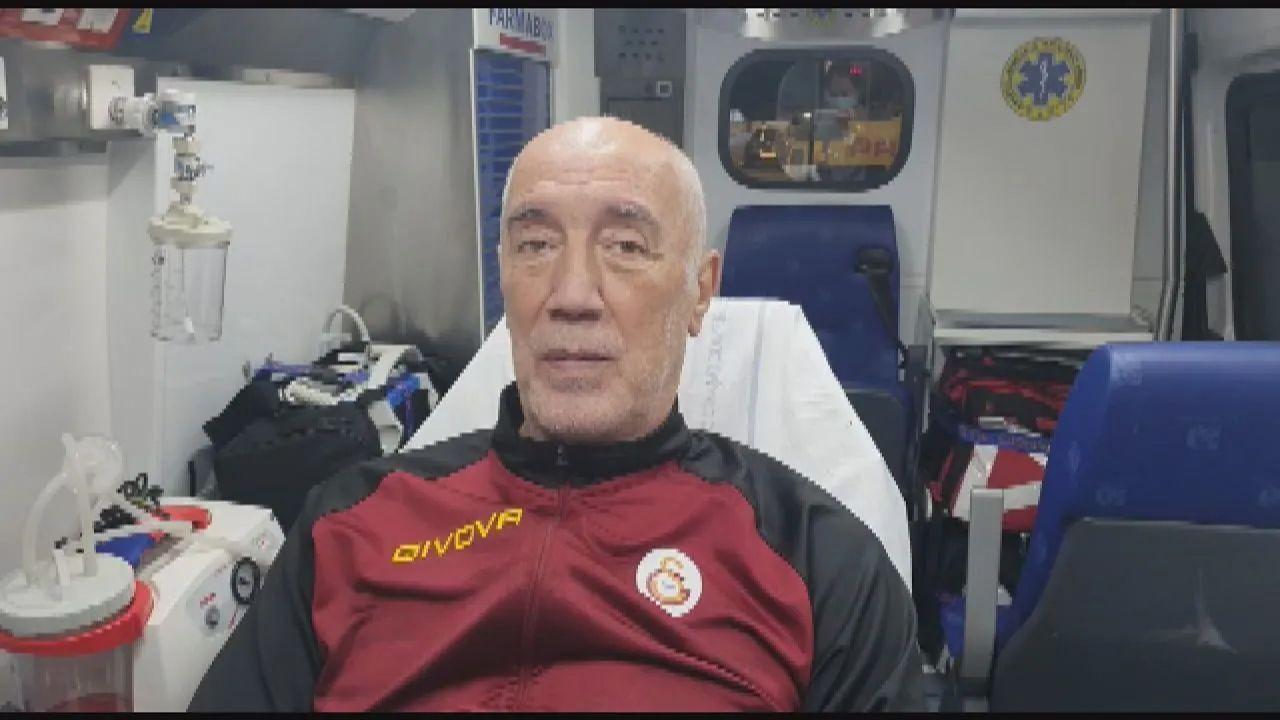Başantrenör Nedim Özbey, Türkiye'ye getirildi