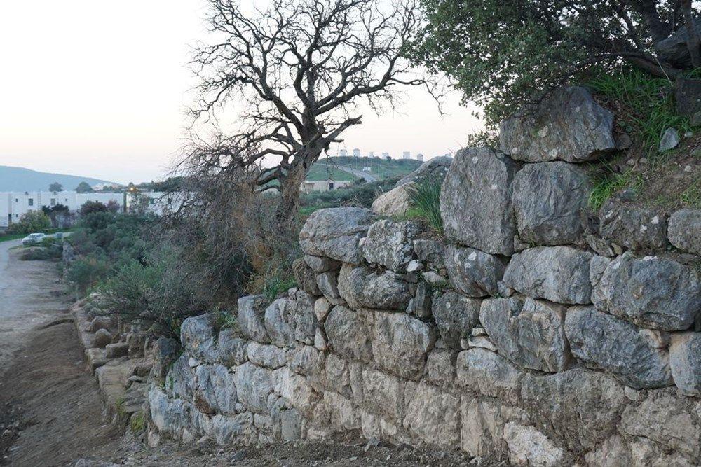 Bodrum'da 2 bin 400 yıllık tarih gün yüzüne çıkıyor