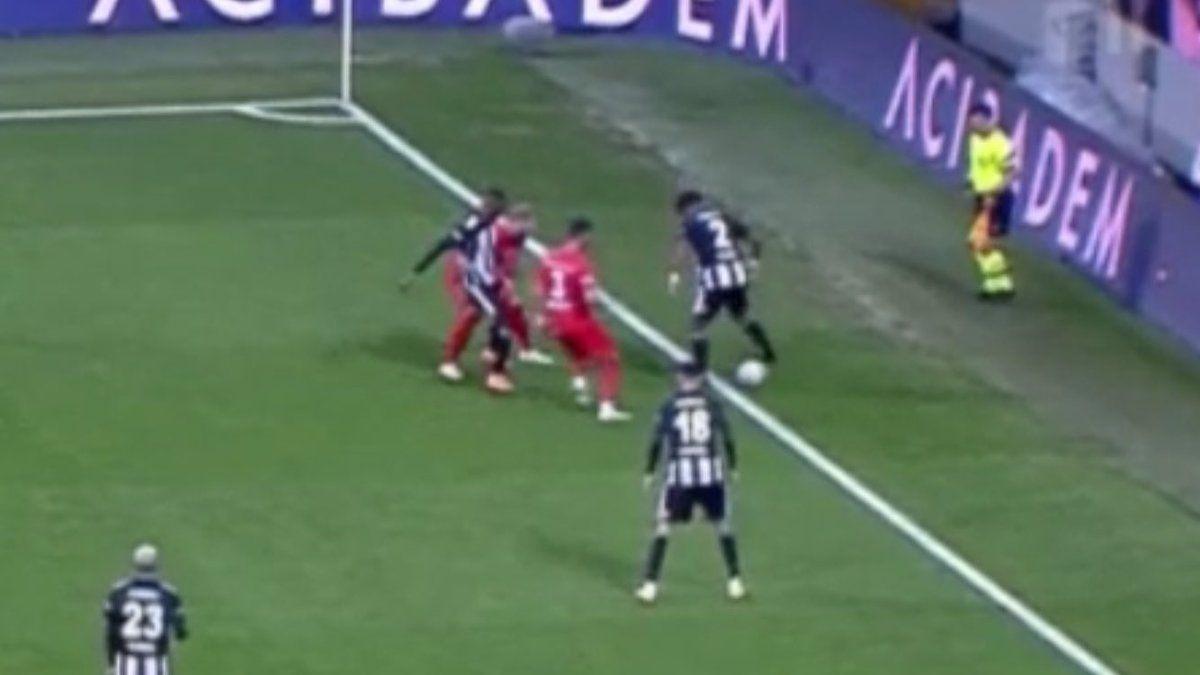 Sivasspor maçında top taca çıktı mı, çıkmadı mı ?