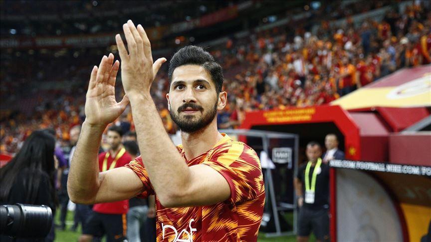 Galatasaray'da Emre Akbaba gemileri yaktı!