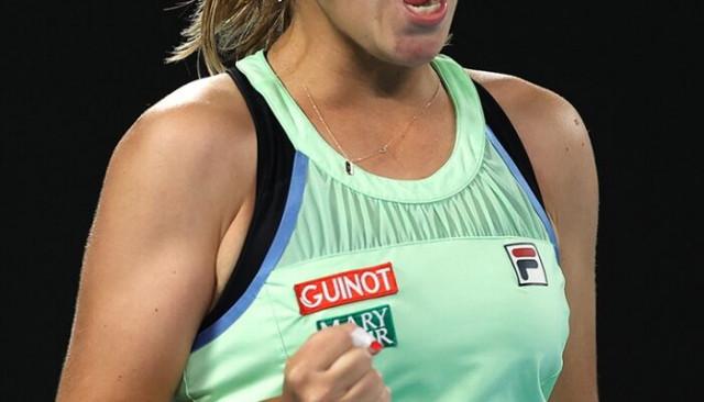 Avustralya Açık'ta kadınlarda şampiyon Kenin