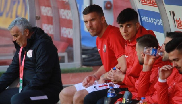 Süper Lig: Antalyaspor: 0 - Konyaspor: 0 (İlk yarı)