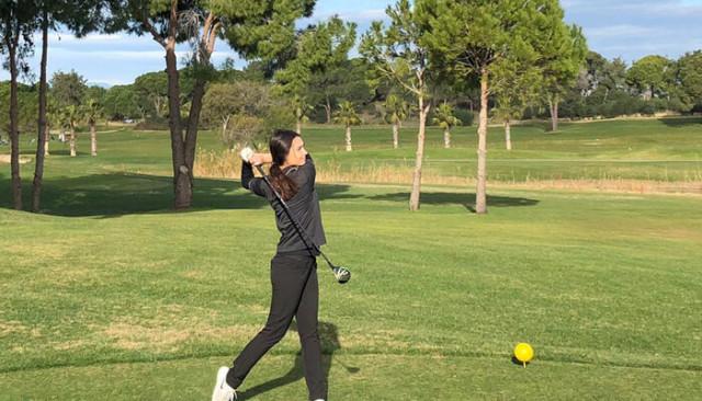 Türkiye Golf Turu 2'nci ayak müsabakalarında ikinci raunt