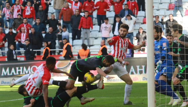 ÖZET | Antalyaspor 0-0 Konyaspor maç sonucu