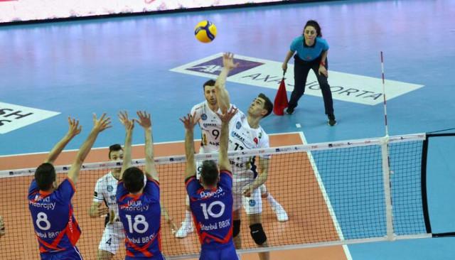 Arkasspor - İstanbul Büyükşehir Belediyespor: 3-0