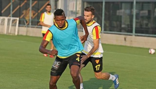 Göztepeli Yunusa Owolabi Muritala, Westerlo'ya transfer oldu