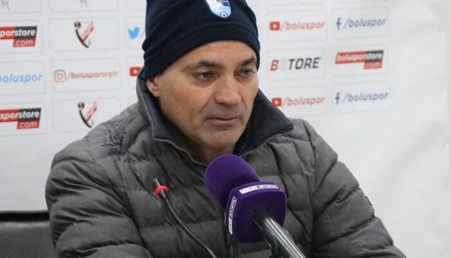 Boluspor - Erzurumspor maçının ardından