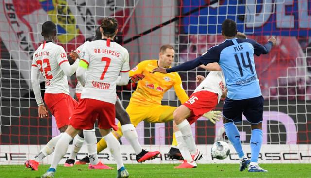 ÖZET | Borussia Mönchengladbach 2-2 Leipzig maç sonucu