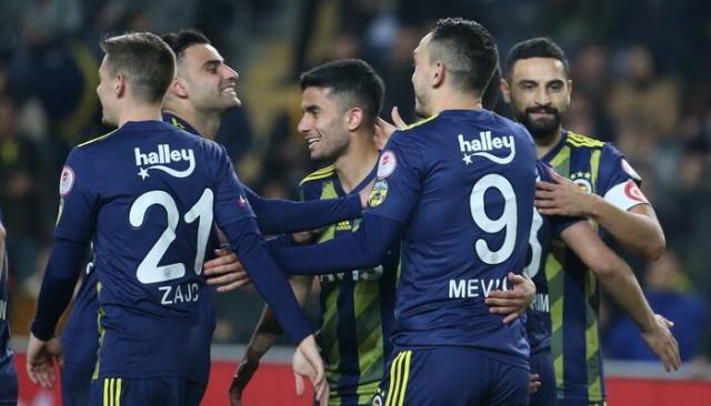 ÖZET | Fenerbahçe - Kırklarelispor maç sonucu: 1-0