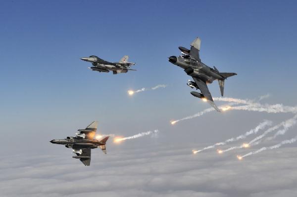 Türk savaş uçakları Kandil'i bombaladı