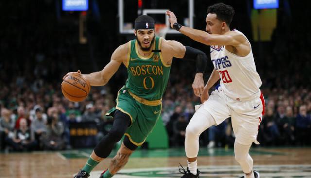 Boston Celtics 141- 133 Los Angeles Clippers (Jayson Tatum 39 sayı attı)