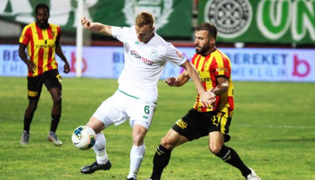 Göztepe seri, Konyaspor çıkış peşinde