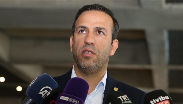 Yeni Malatyaspor Başkanı Adil Gevrek'den hakem ve penaltı isyanı