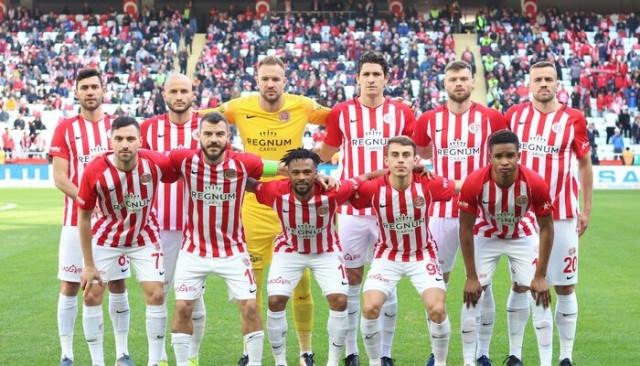 Antalyaspor evinde galibiyete hasret