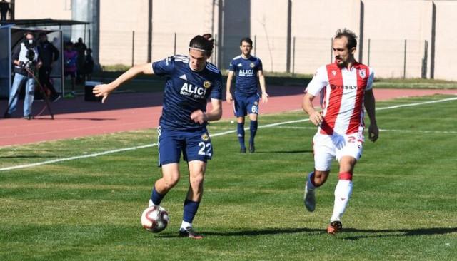 TFF 2. Lig: Tarsus İdman Yurdu: 1 - Yılport Samsunspor: 2