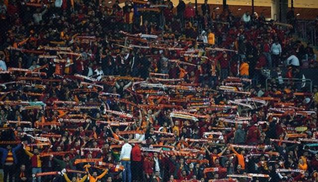 Süper Lig: Galatasaray: 1 - Kayserispor: 0 (Maç devam ediyor)