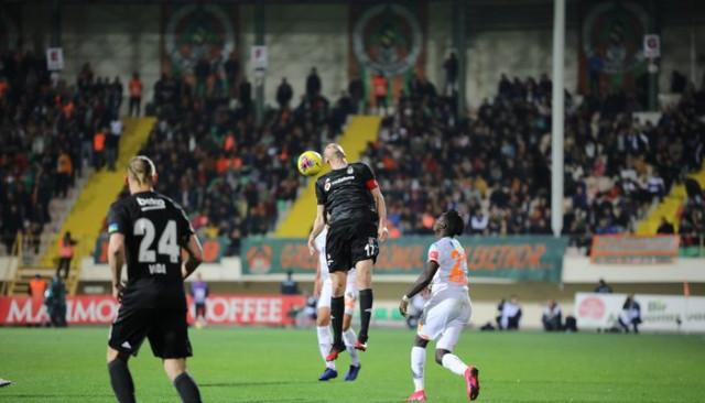 ÖZET | Alanyaspor Beşiktaş maç sonucu: 1-2