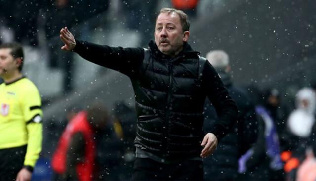 Beşiktaş, Sergen Yalçın ile durumunu düzeltiyor