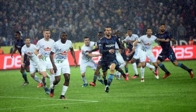 ÖZET | Trabzonspor - Çaykur Rizespor maç sonucu: 5-2