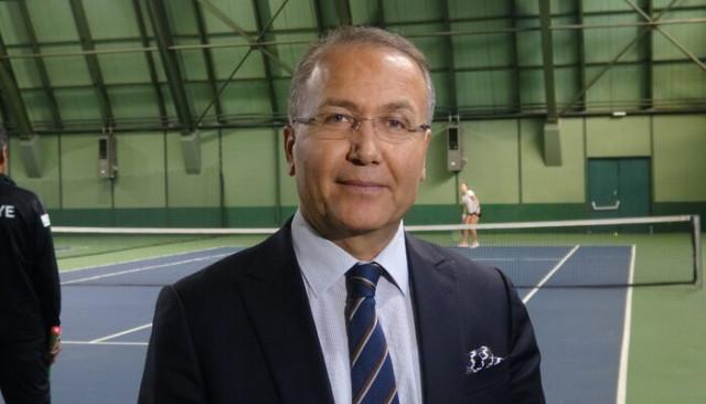 Tenis Federasyonu Başkanı Cengiz Durmuş: Altyapıdan gelen oyuncularla geleceğe daha parlak bakıyoruz