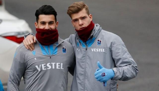 Trabzonspor, Uğurcan ve Sörloth'la güldü