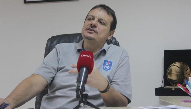 Ergin Ataman: Larkin'i Hırvatistan da istedi; O, Türkiye'yi seçti