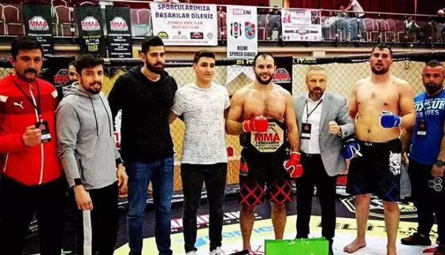 Cihan Kaplan'dan dünya şampiyonluğu