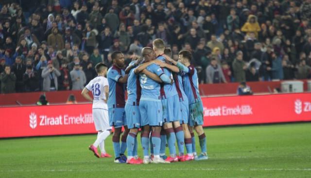 ÖZET | Trabzonspor - Erzurumspor maç sonucu: 5-0
