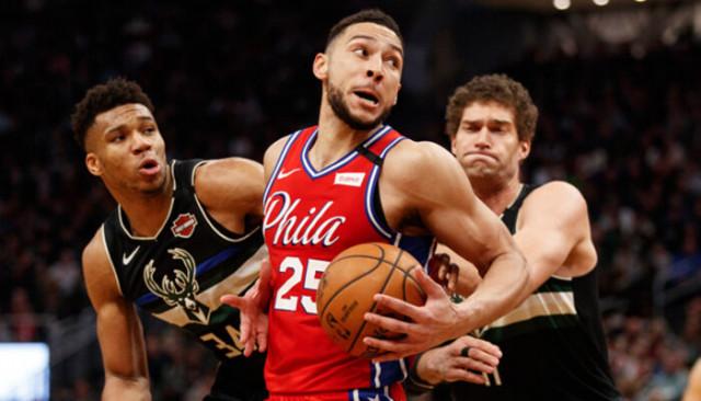 NBA'de Ersan'ın takımı Bucks, Furkan'ın ekibi 76ers'ı yendi