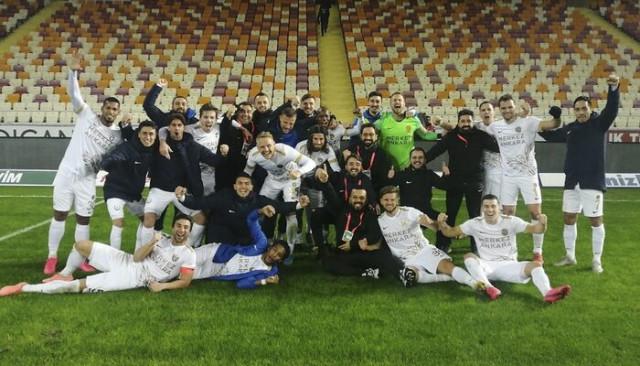 ÖZET | Yeni Malatyaspor - Ankaragücü maç sonucu: 0-1