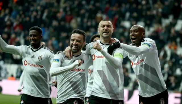 ÖZET | Beşiktaş-Gaziantep FK maç sonucu: 3-0 (Süper Lig Puan Durumu)