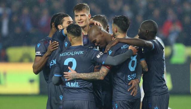 Trabzonspor tarihinin en golcü dönemini yaşıyor