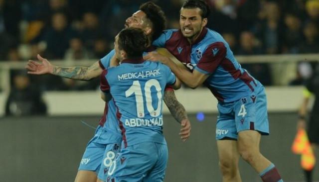Trabzonsporlu yıldızlar Nwakaeme, Abdükadir ve Sosa maç sonu açıklamaları