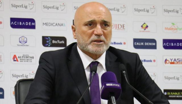 Hikmet Karaman: Hafta sonu oynayacağımız maça odaklanıyoruz