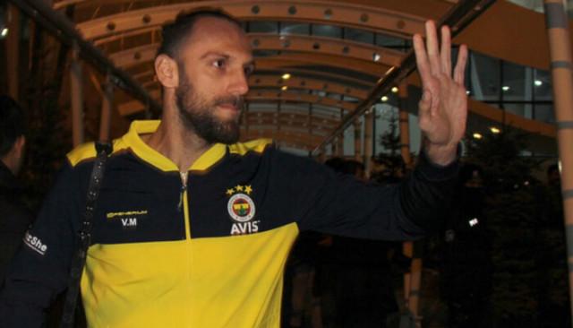 Fenerbahçe'de Vedat Muriqi'nin hırsı dikkat çekiyor