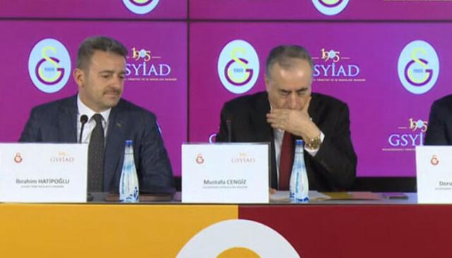 Mustafa Cengiz'den koronavirüs, derbi ve Arda Turan açıklaması