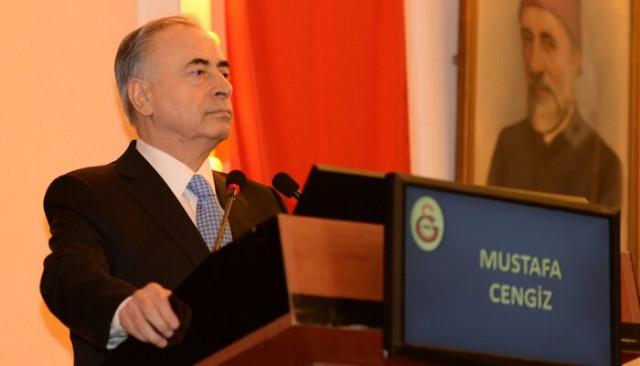 Galatasaray Başkanı Mustafa Cengiz, Etik Kurulu'na sevk edildi