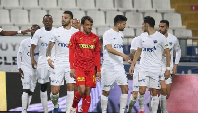 ÖZET | Kasımpaşa-Göztepe maç sonucu: 2-0 (Süper Lig)